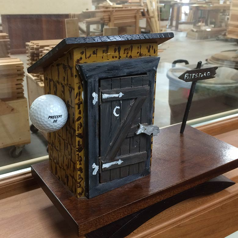 Outhouse Trophy