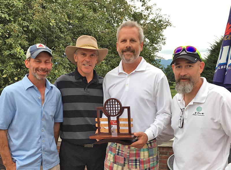Winners of the Annual Hirschmann Golf Classic